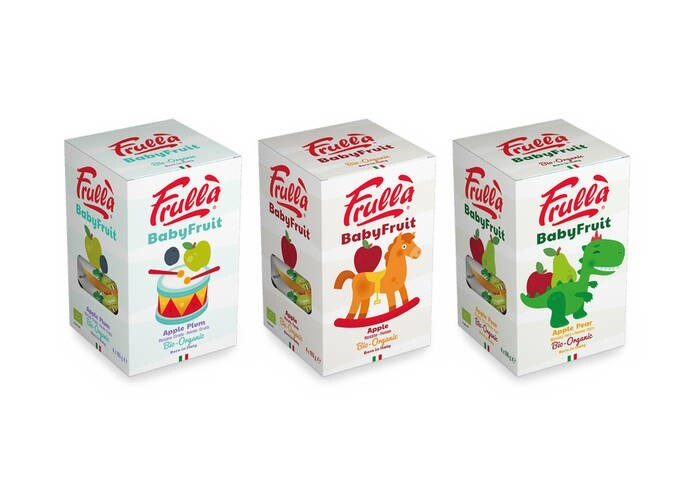 LOGO_Frullà Baby Fruit - Bio KinderFruchtSmoothie und Purée