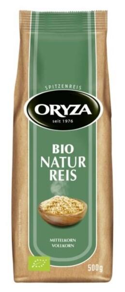 LOGO_ORYZA BIO Natur Reis