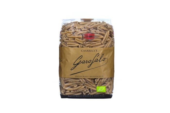 LOGO_Garofalo Bio-Vollkorn-Pasta Casarecce integrali