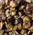 LOGO_Marinated roasted aubergine