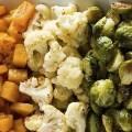 LOGO_Mariniertes und gebratenes Gemüse