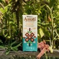LOGO_Natural amaranth beverage with chocolate