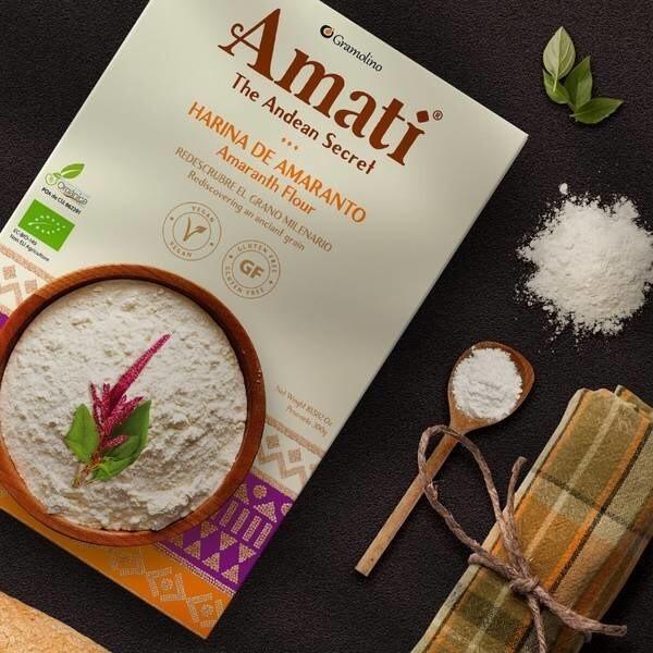 LOGO_Amaranth Flour