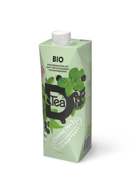 LOGO_D'Tea Mint-Tea with Black Currant Juice