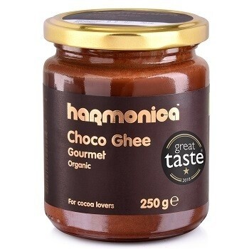 LOGO_harmonica Choco ghee gourmet