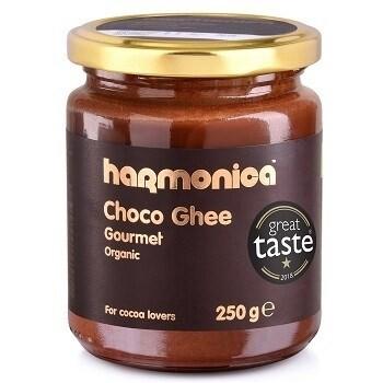 LOGO_Schoko-Ghee-Gourmetaufstrich von Harmonica