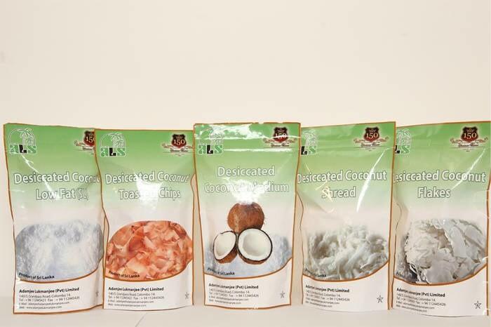 LOGO_Organic Desiccated Coconut