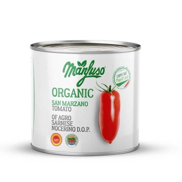 LOGO_Bio Geschälten Tomaten San Marzano DOP