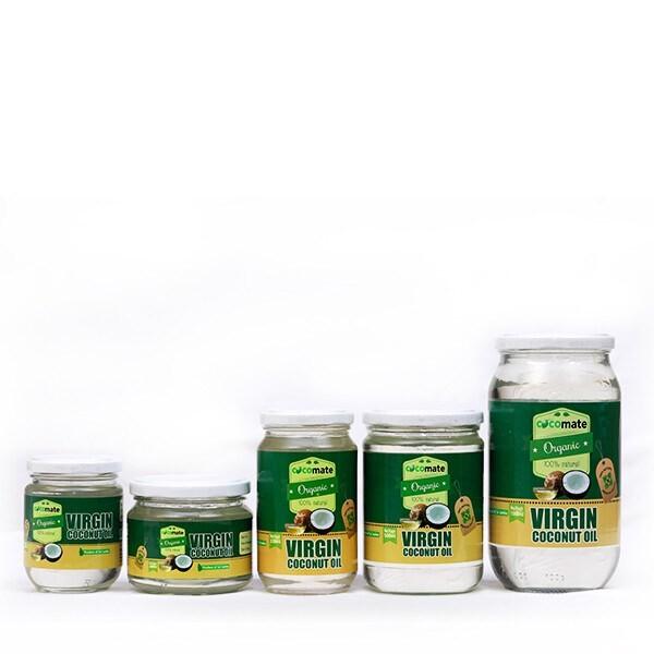 LOGO_Organisches reines Kokosnussöl