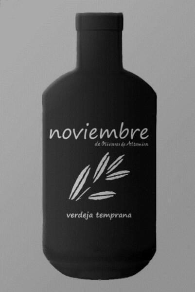 LOGO_NOVIEMBRE. Organic Extra Virgin Olive Oil 500 ml