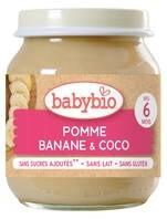 LOGO_Babybio Obst- und Gemüsegläser