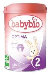 LOGO_Babybio Infant milk