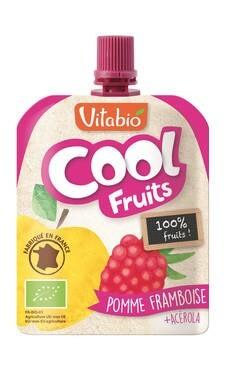 LOGO_Vitabio Cool Fruits: Fruchtpüree für Kinder