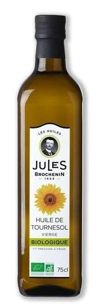 LOGO_Organic virgin sunflower oil