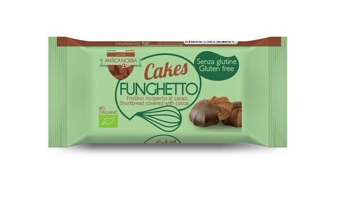 LOGO_FUNGHETTO – Shortbread covered with cocoa