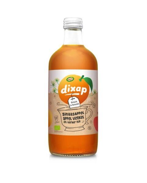 LOGO_100% Obst und Kräuter Sirup - Orange, Apfel, Fenchel & sonst nichts!