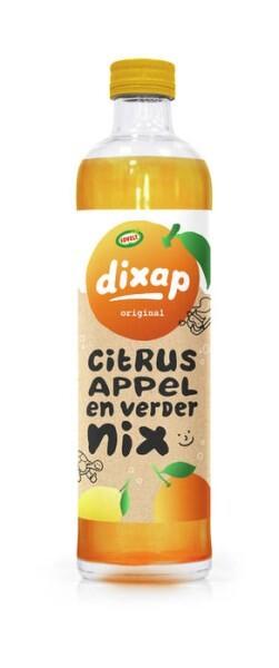 LOGO_100% Fruit syrup - Citrus, apple & that's it