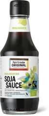 LOGO_Soja Sauce, Bio, Fairtrade, 200ml