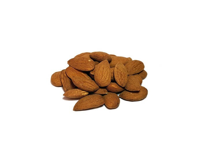 LOGO_Organic almonds