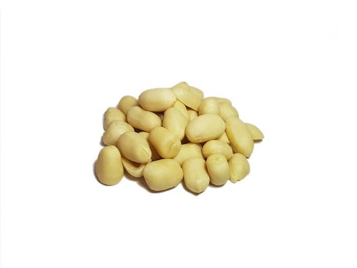 LOGO_Organic peanut kernels