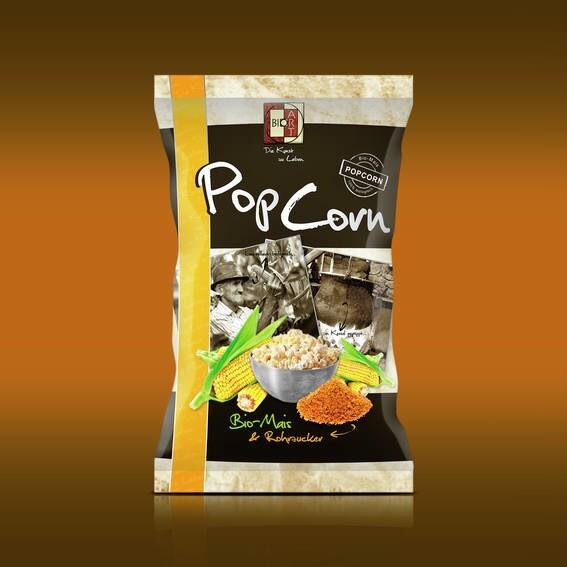 LOGO_BioArt Popcorn Süß 75g
