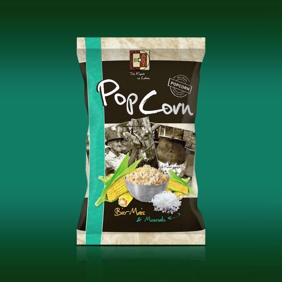 LOGO_BioArt Popcorn Meersalz 75g