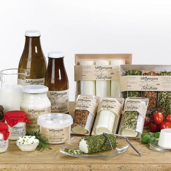LOGO_sheep milk specialties, EISL family