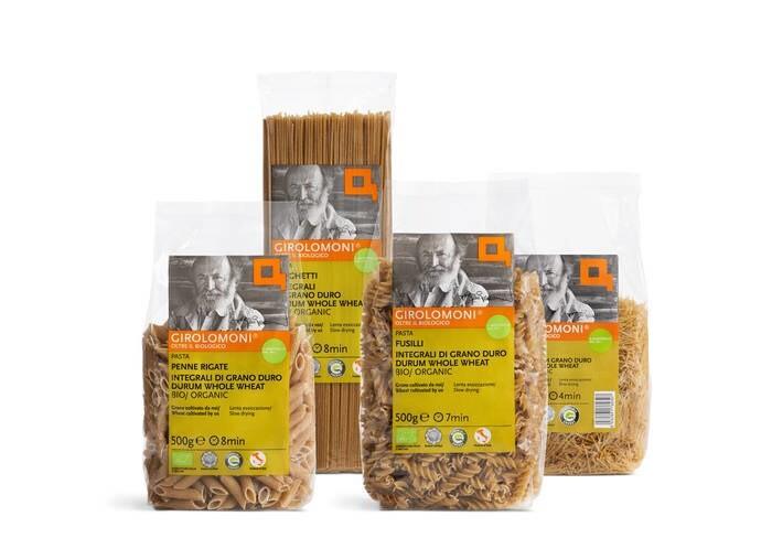 LOGO_Whole durum wheat semolina Pasta