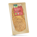 LOGO_Good&Green Turkey flavoured plant based deli slices - gluten free