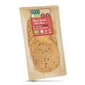LOGO_Good&Green Turkey flavoured plant based deli slices - gluten free