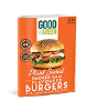 LOGO_Good&Green Smoked Ham Flavoured plant based burgers