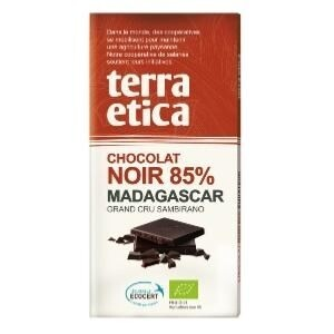 LOGO_Schwarze Madagascar Schokolade, 85% Kakao
