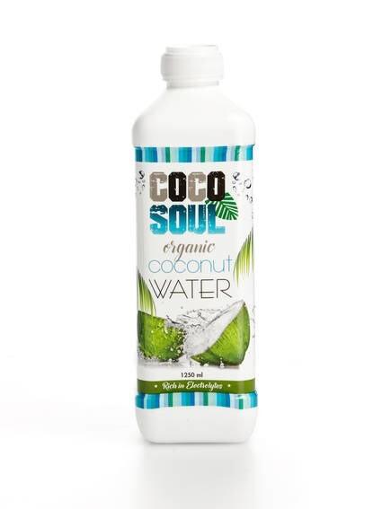 LOGO_Organic Coconut Water 1250ml