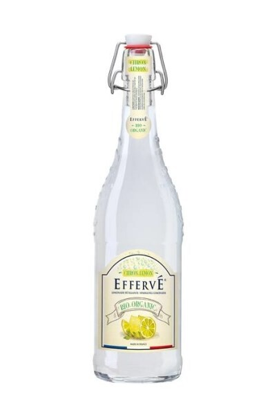 LOGO_Effervé Organic 750ml Lemon