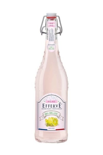LOGO_Effervé Organic 750ml Pink Lemonade