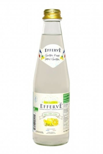 LOGO_Effervé Organic 330ml Lemon