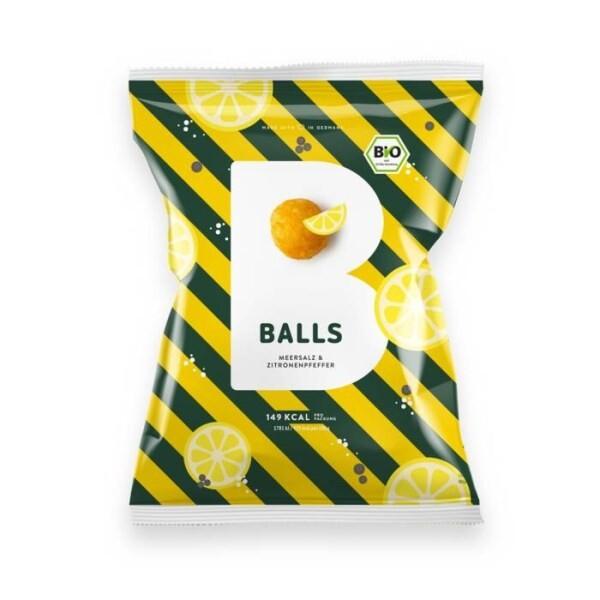 "LOGO_Wildcorn Balls ""Meersalz & Zitronenpfeffer"""