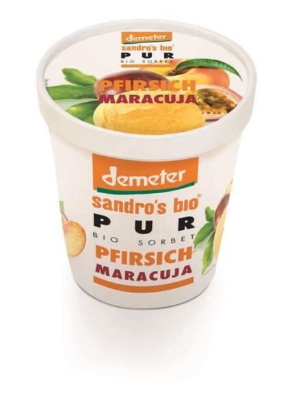 LOGO_sandro´s bio demeter peach passion fruit sorbet