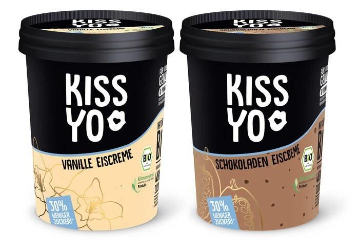LOGO_KISSYO sugar-reduced organic ice cream