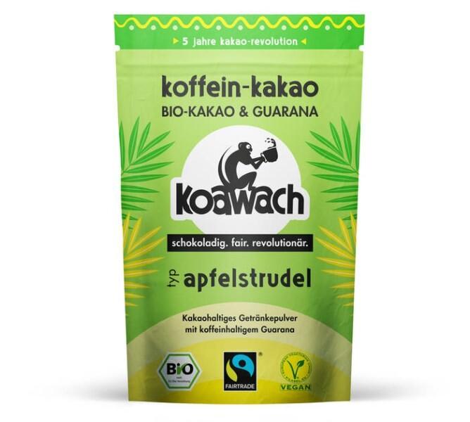 LOGO_koawach Koffein-Kakao Apfelstrudel