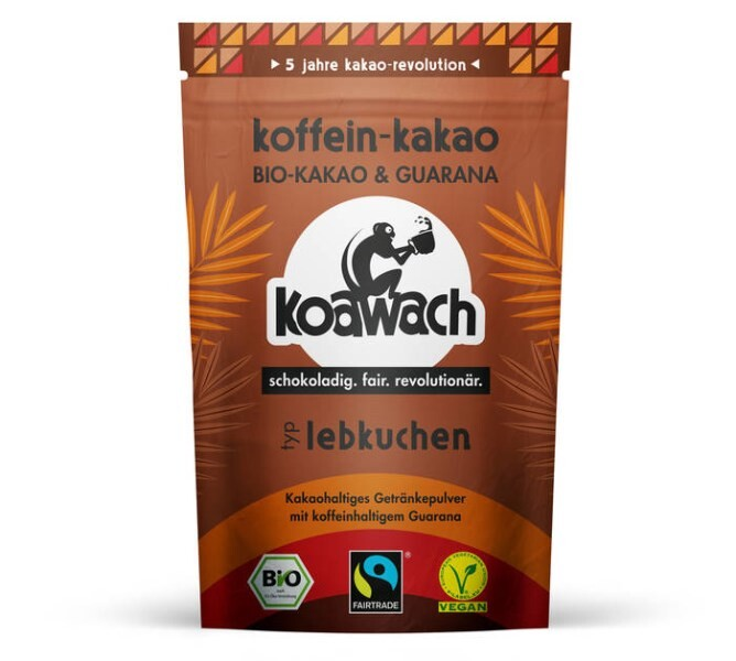 LOGO_koawach Koffein-Kakao Lebkuchen