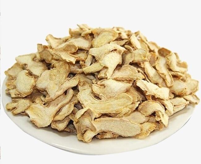 LOGO_Sliced dried ginger