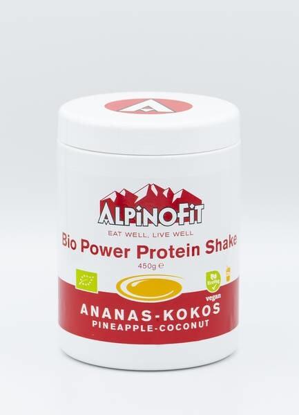 LOGO_Bio Power Protein Shake Ananas-Kokos