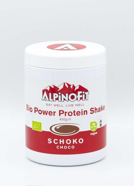 LOGO_Bio Power Protein Shake Choco