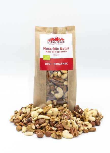 LOGO_AlpinoFit Bio Nuts Mix