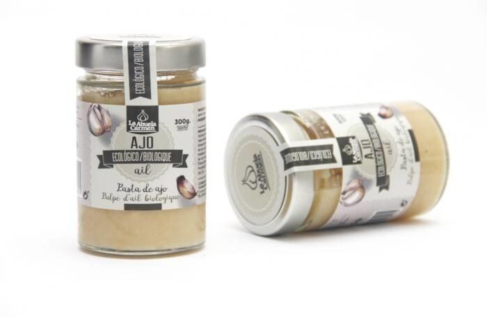 LOGO_Organic Garlic Paste