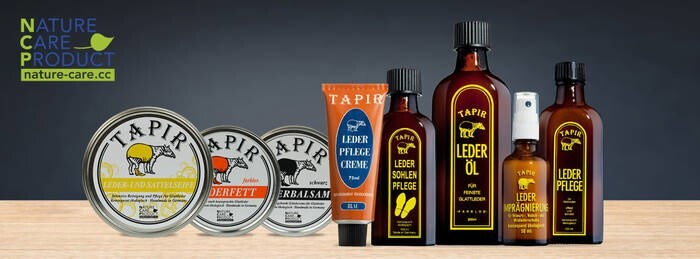 LOGO_Tapir shoe and leather care