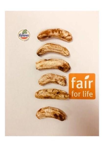 LOGO_ganze getrocknete Baby-Bananen, bio und fair (FFL), Rohkost, Tansania