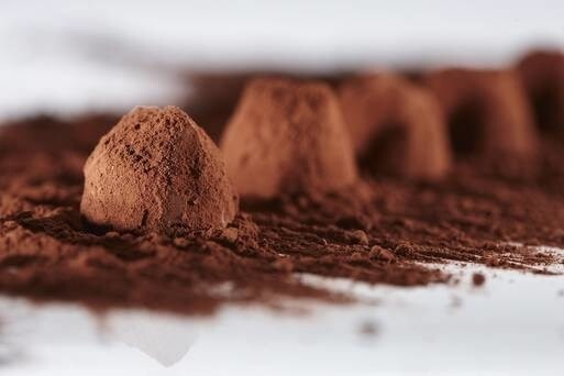 LOGO_Französisches Bio-Konfekt mit Kakao