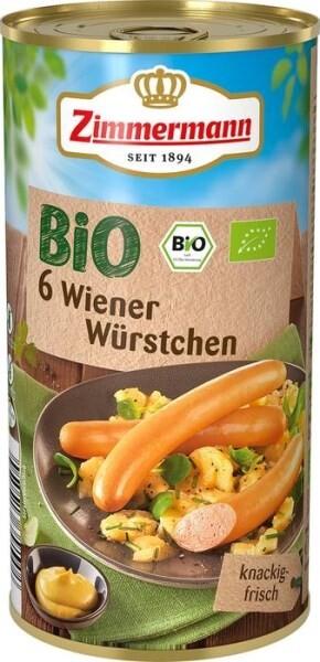 LOGO_Bio Wiener Würstchen